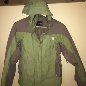 North Face all weather jacket